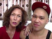 Echten mature mom von jungen nicht ihres Sohnes gebumst