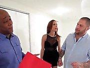 Stor byten latina Transperson Mal svarta kille