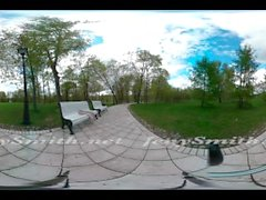 Quick VR 360 вспыхивает публично с Jeny Smith