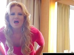 KELLY MADISON Cum Tetas cubiertas Cruis