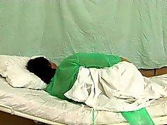 Hairy Domestiche Sentirsi bene Presso l'Ospedale BVR