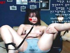 Koreanisch masturbieren in der Dusche