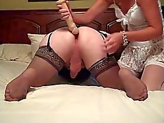 Wife Using Her Husband BVR