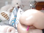 Anal Sex Queen Fucks Her Elastic Ass With Huge Sex Toys 3.