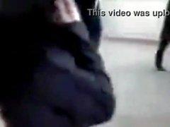 Muslimsk college flicka spelas KNULL lek på Hijaber