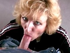 Racquel Devonshire Decides Taking a Load is Better than Packing