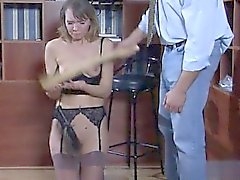 Tettona italienne sur close up Blowjob