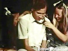 John Холмс Урожай порно 1970s - Разведчики девушки