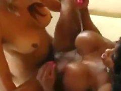 Big Dick Stora klitoris Big Tits