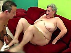 Chubby Großmutter - 118
