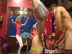 Bacelorette Craves Stripper Cock