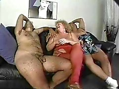 Clássico Hot Granny Shablee Assbanged