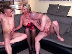 Teilen Sie meinen Ehemann Threesome