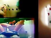 Al acecho de Str8 los individuos DISCO Cocks de inodoros , gimnasio duchas e Urinarios . SEMEN IN &