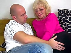 OldNanny Old granny is very very horny