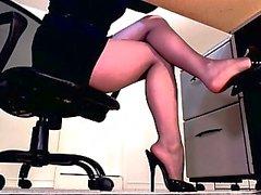 Erotik külotlu çorap alay