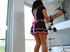 Boss Fucking His Maid Selena Rios
