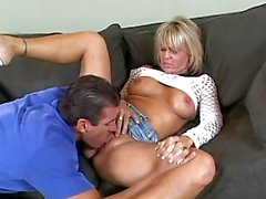 Friend Fucking Mom In Ass