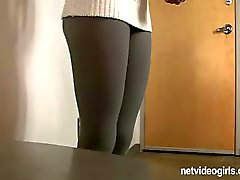 Wendys Xmas Calendar Audition netvideogirls