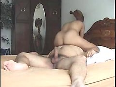 Chubby homemade sex