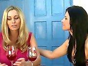 Indien Sommer und Anita Dark Hot Reife Lesben