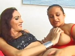 Transsexual Fotze Pumpenträger mit - Scene 5