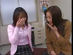 Two Japanese Girls First Time Kiss English Subtitles
