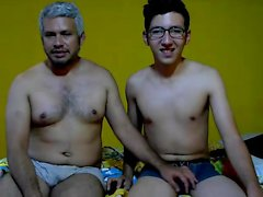 Masturbation webcam gay et BJ