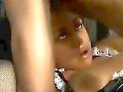 Ebony Maid Giving Service