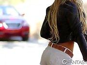 In HD FantasyHD - Reizvolle blonde Cameron Dees gebumst