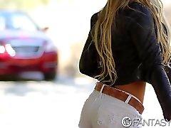 HD FantasyHD - Секси блондинка Кэмерон Ди трахал