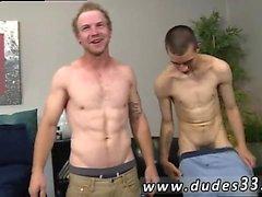 Britânico emo boy gay pornô xxx Ele leva cum-shotgun i de Marco