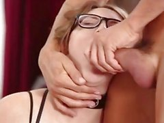 PunishTeens - Cheating Wife Destroyed By TWO Big Cocks