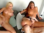 Hot threesome
