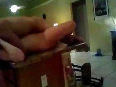 Girlfriend paffuto ottiene inchiodato sul banco della cucina nel Sesso rude