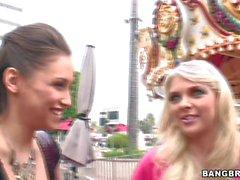 Lesbiche procace di Dana Vespoli Celeste Vincitori e la Sofia arrivare eccitato