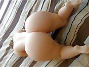 Culo grosso bambole di curve fanno di 2