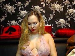 Blonde Sex Bombe und busty Ebenholz MILF verwenden