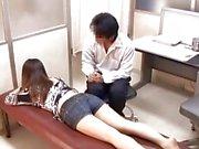 Versauter Arztes paralysiert die Patienten eins