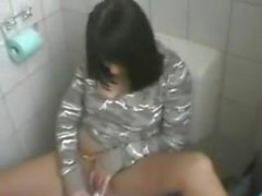 С вибро в туалете