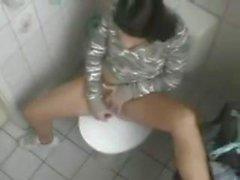Tuvalette vibro ile