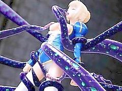 3d tentacle hentai Tentacle Hentai