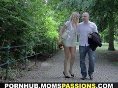 Mammor passioner - Att älska av romantisk momen