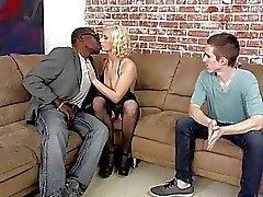 Cindy Lou interracial cuckold sex