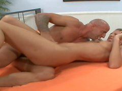 I love watching my wife ride a real male pornstar cock