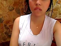 Caldi Latina Teen Michelle webcam Mostra 1