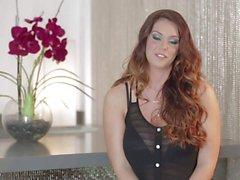 Entrevista la estrella pornografía con Alison Tyler Sarah Shevon ya Jessica Drake se