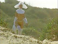 Plage de nudistes - L'uomo che guardia