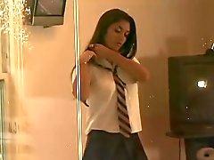 Sahibi Leah Jaye - Sıcak Desi kız öğrenci