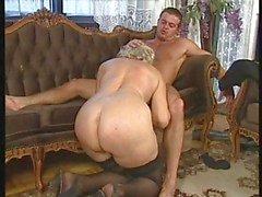 Granny orgie